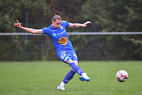 20200819, Sint-Amandsberg , GENT , BELGIUM :  Gent's Heleen Jaques pictured during a friendly soccer game between KAA Gent ladies and RC Lens ladies in the preparations for the coming season 2020 - 2021 of Belgian Women's SuperLeague and French second division , Wednesday 19 th of August 2020 in JAGO Sint-Amandsberg / Gent, Belgium . PHOTO SPORTPIX.BE | STIJN AUDOOREN