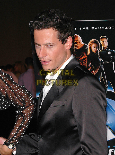 "IOAN GRUFFUDD.The premiere of ""The Fantastic 4"" on Liberty Island in new York Harbor, New York, New York..July 6th, 2005.Photo Credit: Patti Ouderkirk/AdMedia.headshot portrait.www.capitalpictures.com.sales@capitalpictures.com.© Capital Pictures."