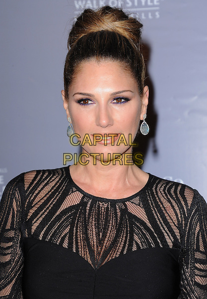 Daisy Fuentes attends The Rodeo Drive Walk of Style honoring Oscar-winner Catherine Martin held at The Greystone Mansion in Beverly Hills, California on February 28,2014                                                                                <br /> CAP/DVS<br /> &copy;Debbie VanStory/Capital Pictures