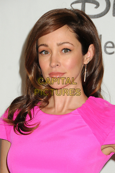 Autumn Reeser.Disney ABC Television Group 2012 TCA Summer Press Tour Party held at the Beverly Hilton Hotel, Beverly Hills, California, USA, 27th July 2012..portrait headshot pink.CAP/ADM/BP.©Byron Purvis/AdMedia/Capital Pictures.