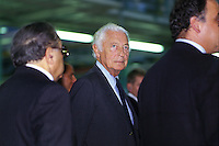 L'Avvocato Gianni Agnelli.Photo Antonello Nusca/Buenavista photo