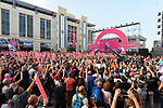 Team Presentation before the 101st edition of the Giro d'Italia 2018. Jerusalem, Israel. 3rd May 2018.<br /> Picture: LaPresse/Gian Mattia D'Alberto | Cyclefile<br /> <br /> <br /> All photos usage must carry mandatory copyright credit (&copy; Cyclefile | LaPresse/Gian Mattia D'Alberto)