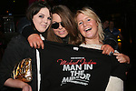 Shauna Russell, Sheena Clingen and Becky Cullen at the Man in the Mirror, Michael Jackson Night in Fusion...Photo NEWSFILE/Jenny Matthews.(Photo credit should read Jenny Matthews/NEWSFILE)....This Picture has been sent you under the condtions enclosed by:.Newsfile Ltd..The Studio,.Millmount Abbey,.Drogheda,.Co Meath..Ireland..Tel: +353(0)41-9871240.Fax: +353(0)41-9871260.GSM: +353(0)86-2500958.email: pictures@newsfile.ie.www.newsfile.ie.FTP: 193.120.102.198.
