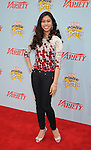 "HOLLYWOOD, CA. - December 05: Ashley Argota arrives at Variety's 3rd annual ""Power of Youth"" event held at Paramount Studios on December 5, 2009 in Los Angeles, California."