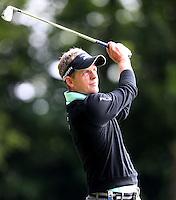 Luke Donald - BMW Golf at Wentworth - Day 2 - 22/05/15 - MANDATORY CREDIT: Rob Newell/GPA/REX -