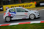 Adam Gould - Stancombe Vehicle Engineering Renault Clio Cup UK