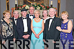 Enjoying the Irish Hotel Federation Christmas Ball in The Malton Hotel last Friday night were (L-R) Senator Paul Coghlan and his wife Peggy, TD Michael Healy Rae and his wife Eileen, Michael and Kathleen Gleeson and Sean and Kitty O'Grady.