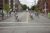 descent of Libby Hill<br /> <br /> Elite Women Road Race<br /> UCI Road World Championships Richmond 2015 / USA