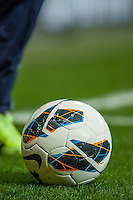 Ball in a corner kick