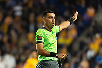 HARRISON, NJ - MARCH 11: Referee Juan Gabriel Calderon during a game between Tigres UANL and NYCFC at Red Bull Arena on March 11, 2020 in Harrison, New Jersey.