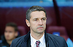 Aston Villa manager Remi Garde - Football - Barclays Premier League - Aston Villa vs Arsenal - Villa Park Birmingham - 13th December 2015 - Season 2015/2016 - Photo Malcolm Couzens/Sportimage