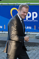 Donald Tusk, lors du Sommet statutaire du Parti Populaire Europ&eacute;en (PPE), &agrave; Bruxelles.<br /> Belgique, Bruxelles, 15 d&eacute;cembre 2016<br /> Donald Tusk attends the  EPP ( European People&rsquo;s Party ) meeting in Brussels.<br /> Belgium, Brussels, 15 December 2016