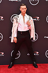 LOS ANGELES, CA - JULY 18: Adam Rippon attends the 2018 ESPYS at Microsoft Theater at L.A. Live on July 18, 2018 in Los Angeles, California.
