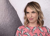 "BEVERLY HILLS, CA - APRIL 6:  Leslie Grossman at the For Your Consideration Red Carpet event for FX's ""American Horror Story: Cult"" at the WGA Theater on April 6, 2018 in Beverly Hills, California. (Photo by Scott Kirkland/Fox/PictureGroup)"