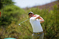 Paul Dunne (IRL) during the final round of the Nedbank Golf Challenge hosted by Gary Player,  Gary Player country Club, Sun City, Rustenburg, South Africa. 11/11/2018 <br /> Picture: Golffile | Tyrone Winfield<br /> <br /> <br /> All photo usage must carry mandatory copyright credit (&copy; Golffile | Tyrone Winfield)