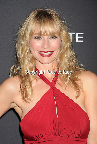 BEVERLY HILLS, CA- FEBRUARY 22: Actress Meredith Monroe arrives at the 16th Costume Designers Guild Awards at The Beverly Hilton Hotel on February 22, 2014 in Beverly Hills, California.<br /> Credit: Mayer/face to face<br /> - No Rights for USA, Canada and France -