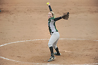 Stevenson softball lost the second game of a double header against Hood on Saturday afternoon at Weinberg-Fine Stadium in Owings Mills, as the Blazers topped the Mustangs 15-4.