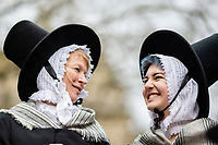 St David's Day Parade in Cardiff - 01.03.2019