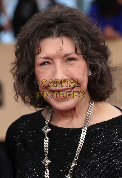 29 January 2017 - Los Angeles, California - Lily Tomlin. 23rd Annual Screen Actors Guild Awards held at The Shrine Expo Hall. <br /> CAP/ADM/FS<br /> &copy;FS/ADM/Capital Pictures