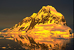 Antarctic Peninsual Mountains