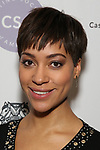 Cush Jumbo attends the Casting Society of America's 33rd annual Artios Awards at Stage 48 on January 18, 2018 in New York City.