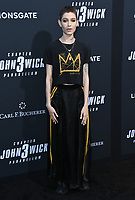 "15 May 2019 - Hollywood, California - Asia Kate Dillon. ""John Wick: Chapter 3 - Parabellum"" Special Screening Los Angeles held at the TCL Chinese Theatre.     <br /> CAP/ADM/BT<br /> ©BT/ADM/Capital Pictures"