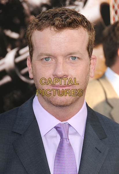 "McG (Joseph McGinty Nichol) .The Warner Brothers Pictures U.S. Premiere of ""Terminator Salvation"" held at The Grauman's Chinese Theatre in Hollywood, California, USA. .May 14th, 2009 .headshot portrait mc g purple tie stubble facial hair.CAP/DVS.©Debbie VanStory/Capital Pictures."