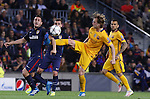 05.04.2016 Barcelona. Uefa Champions League Quarter-finals 1st leg. Game between FC Barcelona agaisnt Atletico de Madrid at Camp Nou. Picture show Rakitic