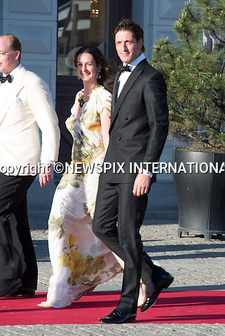 GUESTS<br /> attend a Pre-Wedding Dinner for Princess Madeleine and Christopher O'Neill at the Grand Hotel, Stockholm, Sweden_07/06/2013<br /> Mandatory Credit Photo: &copy;Dias/NEWSPIX INTERNATIONAL<br /> <br /> **ALL FEES PAYABLE TO: &quot;NEWSPIX INTERNATIONAL&quot;**<br /> <br /> IMMEDIATE CONFIRMATION OF USAGE REQUIRED:<br /> Newspix International, 31 Chinnery Hill, Bishop's Stortford, ENGLAND CM23 3PS<br /> Tel:+441279 324672  ; Fax: +441279656877<br /> Mobile:  07775681153<br /> e-mail: info@newspixinternational.co.uk