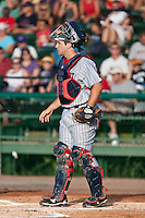 Allan de San Miguel of the Ft. Myers Miracle during the game against the Daytona Cubs July 17 2010 at Jackie Robinson Ballpark in Daytona Beach, Florida. Photo By Scott Jontes/Four Seam Images