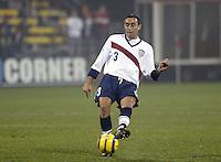 Ramiro Corrales, World Cup qualifier, Jamaica v USA, 2004.