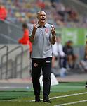 Trainer Uwe Roesler (F95)<br /><br />20.06.2020, Fussball, 1. Bundesliga, Saison 2019 / 2020<br />33.Spieltag, Fortuna Duesseldorf : FC Augsburg<br /><br />Foto : NORBERT SCHMIDT/POOL/ via Meuter/nordphoto<br /><br />Nur für journalistische Zwecke ! Only for editorial use .