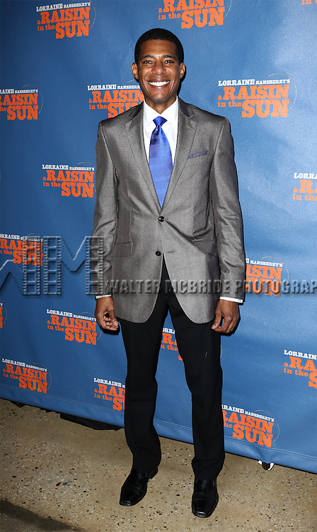 "Billy Eugene Jones attends the Broadway Opening Night After Party for  ""A Raisin In The Sun"" at Tribeca Rooftop on April 3, 2014 in New York City."