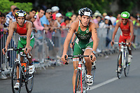 Triatlón Sports World Veracruz 2013- Jaime González Buganza. ©NortePhoto.com ..<br /> YahirCeballos/NortePhoto