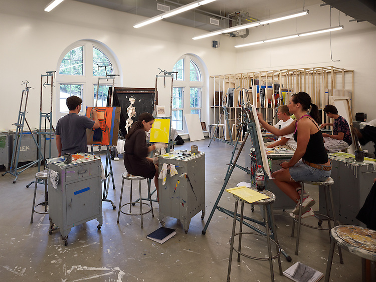 Bryant Arts Center at Denison University | Beyer Blinder Belle (BBB)