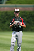 August 18 2008:  Madison Younginer (12) of the Baseball Factory team during the 2008 Under Armour All-American Game at Wrigley Field in Chicago, Illinois.  (Copyright Mike Janes Photography)