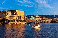 Fisherman's Wharf, Monterey, Monterey County, California USA