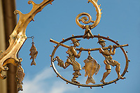 Brass Shop signs - ( Gy?r )  Gyor Hungary
