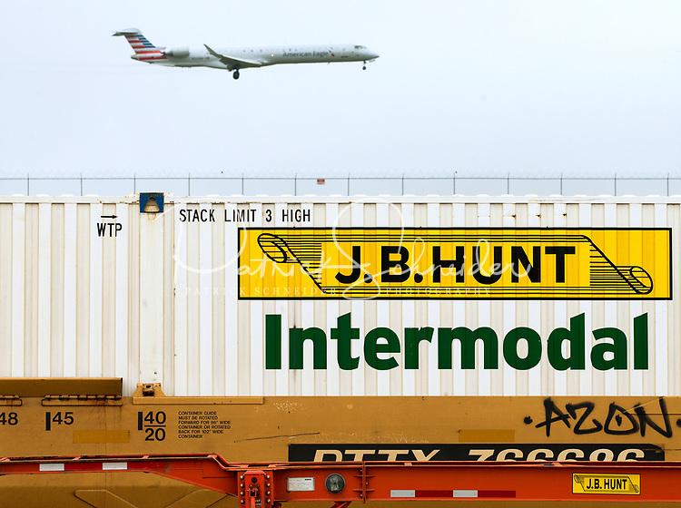 4/23/18: Charlotte Douglas International Airport photography updates.<br /> <br /> Charlotte Photographer - PatrickSchneiderPhoto.com