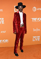 02 December 2018 - Beverly Hills, California - Billy Porter. 2018 TrevorLIVE Los Angeles held at The Beverly Hilton Hotel. <br /> CAP/ADM/BT<br /> &copy;BT/ADM/Capital Pictures