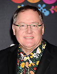 LOS ANGELES, CA - NOVEMBER 08: Executive producer John Lasseter arrives at the premiere of Disney Pixar's 'Coco' at El Capitan Theatre on November 8, 2017 in Los Angeles, California.