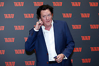 Michael Madsen<br /> Rome March 6th 2019. Actor Michael Madsen poses for photographers during the presentation of the new social free platform Tatatu. Tatatu is a new platform where users can gain money in TTU Coin just watching the videos.<br /> Foto Samantha Zucchi Insidefoto