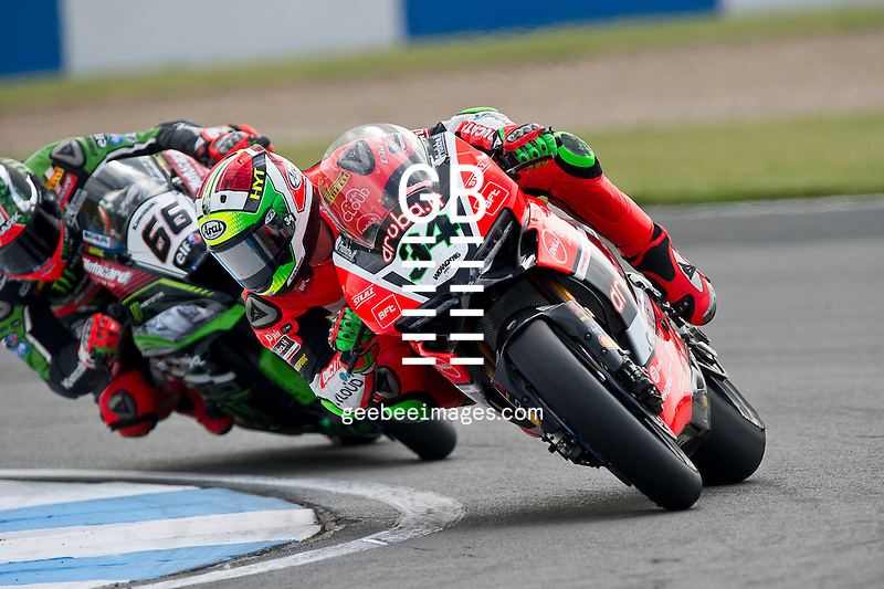 2016 FIM Superbike World Championship, Round 07, Donington Park, United Kingdom, Davide Giugliano, Ducati