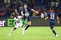 12 THOMAS MEUNIER (PSG) - 17 FAITOUT MAOUASSA (REN)<br /> Shenzen <br /> 03/08/2019 Football Supercoppa di Francia 2019/2020 <br /> PSG Paris Saint Germain - Rennes <br /> Foto Philippe LECOEUR / Panoramic/insidefoto <br /> ITALY ONLY