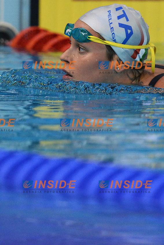 Federica Pellegrini Italy Women's 4x200 Freestyle Gold Medal.Debrecen 24/5/2012 .31st European Swimming Championships - Nuoto.Foto Insidefoto / Andrea Staccioli