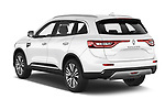 Car pictures of rear three quarter view of a 2020 Renault Koleos Initiale Paris 5 Door SUV angular rear