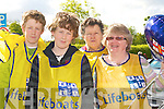 FUN CYCLE: Having fun at RNLI Cycle on Saturday l-r: Cahill and Tadagh Sheehan, Margaret Lynch and Mary Heaslip.