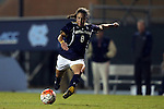 22 October 2015: Notre Dame's Sabrina Flores. The University of North Carolina Tar Heels hosted the Notre Dame University Fighting Irish at Fetzer Field in Chapel Hill, NC in a 2015 NCAA Division I Women's Soccer game. UNC won the game 2-1.