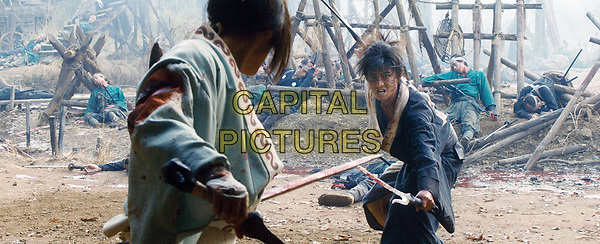 Blade of the Immortal (2017) <br /> (Mugen no junin) <br /> *Filmstill - Editorial Use Only*<br /> CAP/KFS<br /> Image supplied by Capital Pictures