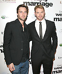 Kellan Lutz and Ryan Eggold at The IFC Films L.A. Premiere of LOVE, WEDDING, MARRIAGE held at The Pacific Design Center in Beverly Hills, California on May 17,2011                                                                               © 2011 Hollywood Press Agency